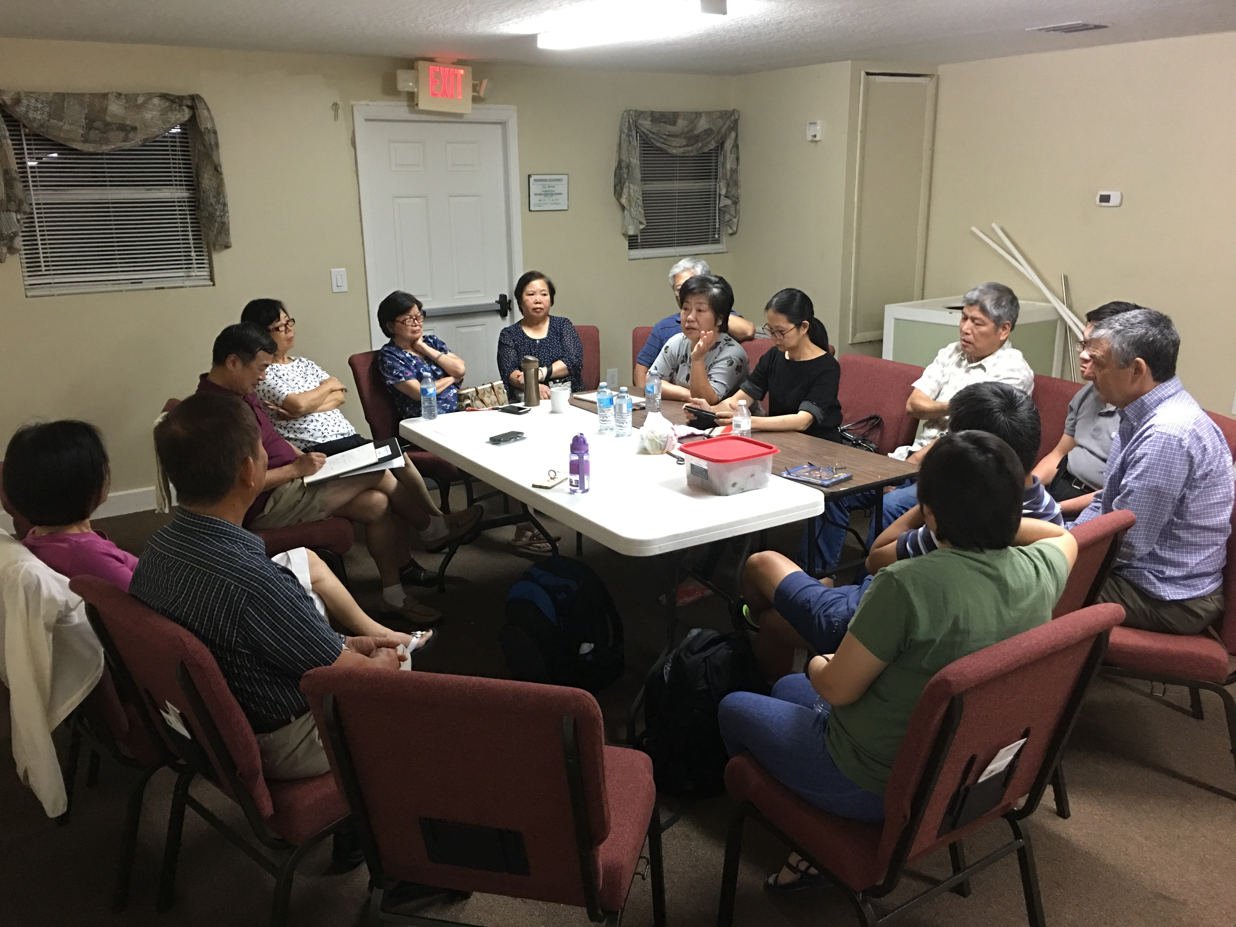 MCCMAC 1st meeting at new building 5-9-18 (2)