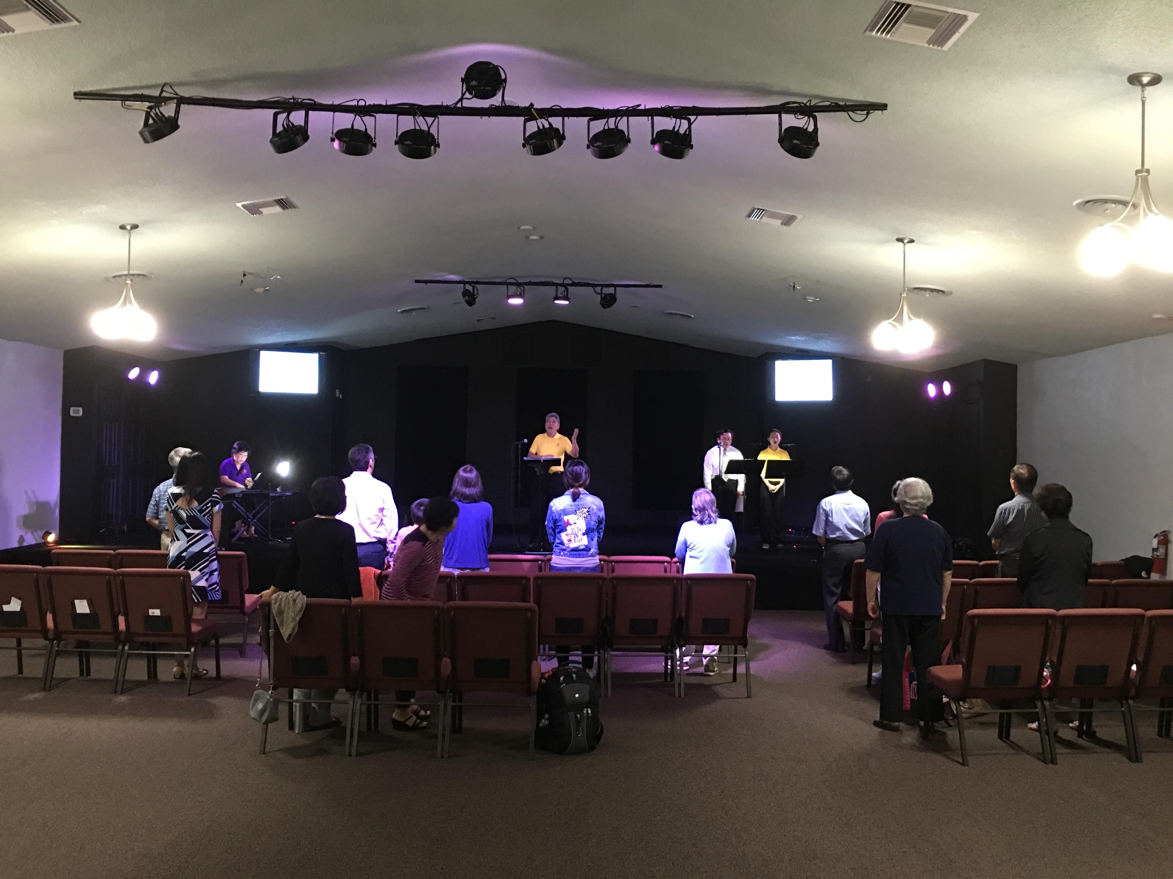 Sunday Worship 5-20-18 (1)