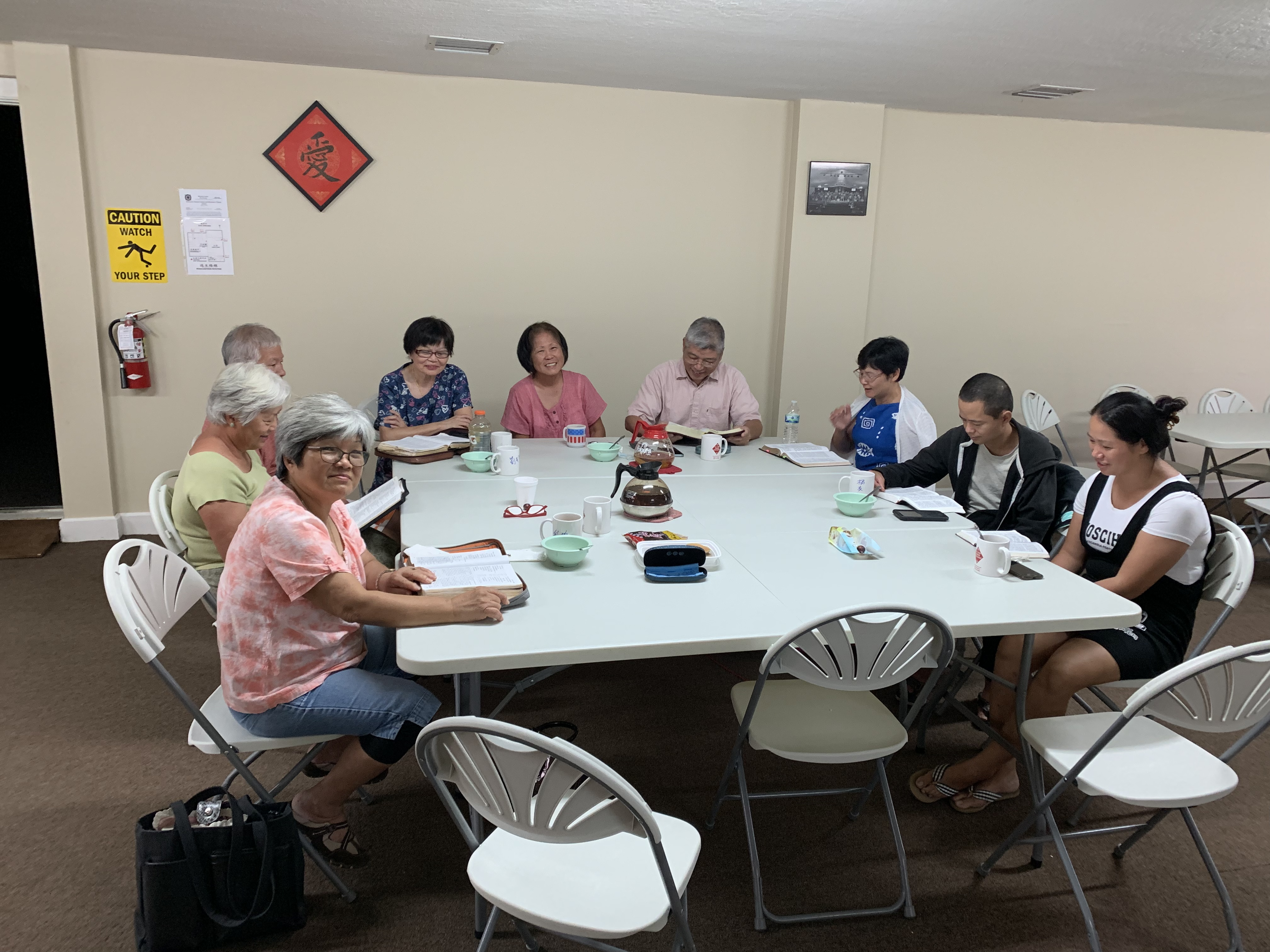 MCCMAC Peace Group 7-3-19